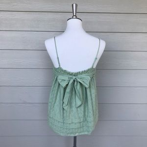 Juicy Couture Tie Back Blouse